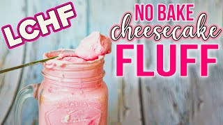 Cheesecake Fluff LOW CARB ???? 1 minute 2 ingredients ???? Keto Desserts Recipe FAT BOMB SUGAR FREE