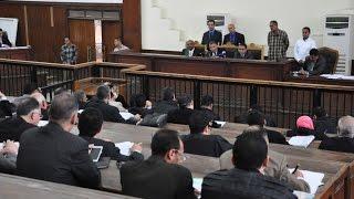 مصر العربية |  قاضي خلية بيت المقدس للنيابة : ابطلتوا القنابل ولا جايبينها كده