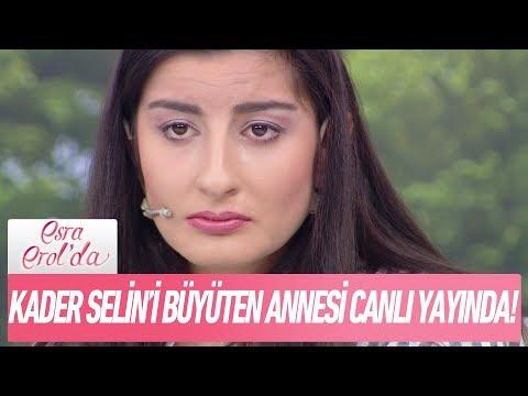 Kader Selin'i büyüten annesi canlı yayına bağlandı - Esra Erol'da 29 Aralık 2017