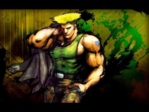 street fighter guile theme song (heavy version)