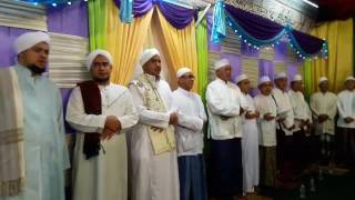 Maulid   Nabi Muhammad SAW di kampung arab Pontianak Timur 12.12.2016