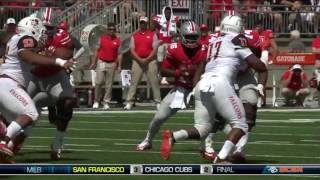 Bowling Green Falcons vs The Ohio State Buckeyes Game Highlights 2016