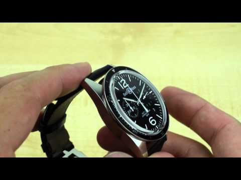Bell & Ross BR 126 Sport Watch Review
