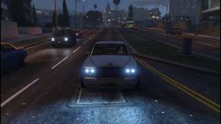 GTA V PC 60 FPS - Night Drive