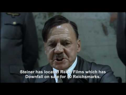 Hitler plans to buy Downfall