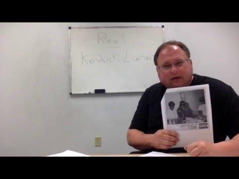 THERAPIST SPEAKS ON KENDRICK LAMAR | 'REAL' / GOOD KID M.A.A.D CITY