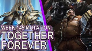 Starcraft II: Together Forever [Mutually Beneficial Relationship]