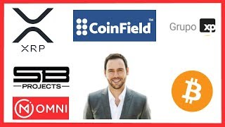 Coinfield Exchange XRP Base Currency - Scooter Braun XRP - Brazil's GrupoXP Getting into Crypto -BTC