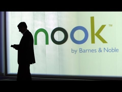 Microsoft Invests $300 Million in Barnes and Noble, Nook E-Reader