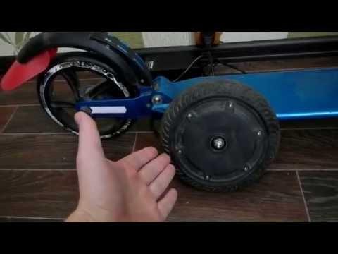 Электродвигатель на самокат
