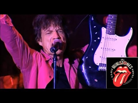 The Rolling Stones - Get Up Stand Up