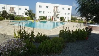 2 BED/2 STOREY SEASIDE APARTMENT BLUE BAY, BAHCELI.  HP1383-K £34,900