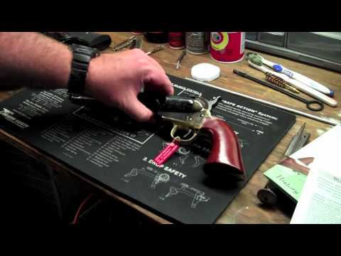 Uberti 1851 Navy Unboxing by BrandoMcWilli