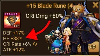 Crit Damage Chandra Worth it? & Mo Long Verde Teams! | Summoners War