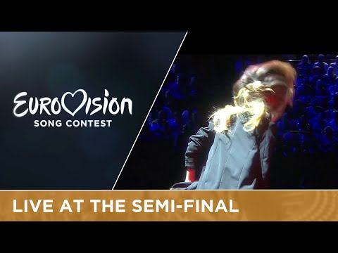 Highway - The Real Thing (Montenegro) Live at Semi - Final 1 - 2016 Eurovision Song Contest