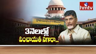 High Court Ordered Panchayat Elections to be Held Within Three Months | hmtv