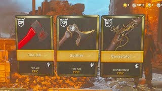 NEW DLC WEAPONS HUGE SUPPLY DROP OPENING CALL OF DUTY WW2 ATTACK OF THE UNDEAD SUPPLY DROP OPENING!