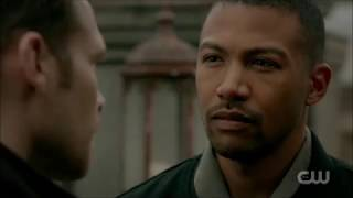 Klaus Says Goodbye to Marcel (TO 4x13)