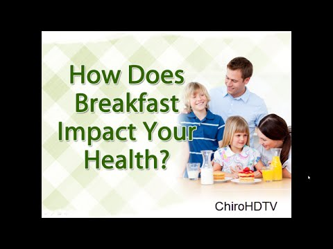 How Does Breakfast Impact Your Health   Beacon Hill Chiropractic Clinic Orleans Ottawa ON