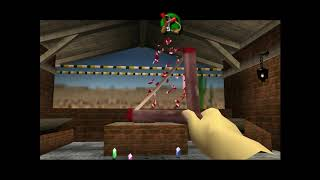 The Legend of Zelda Ocarina of Time Gameplay CAGE parte 24