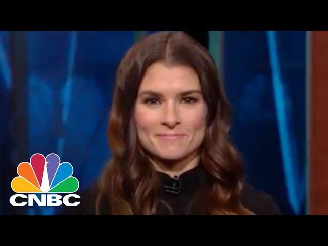 Nascar Star Danica Patrick On Life After Racing | CNBC