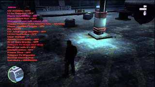 GTA iv Script Mods Online PS3 Newest Update(1.06) | Hosting GTA IV Mods Online | With Platinum!