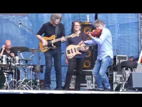 Mike Stern & Didier Lockwood Band - Gliwice, Poland 2015