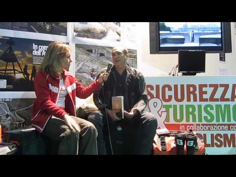EICMA 2012: Motociclismo intervista Marcello Anglana Music Videos