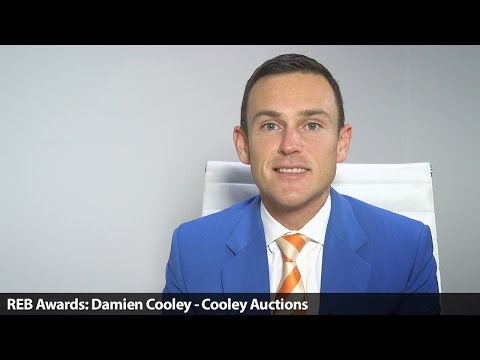 REB Awards: Damien Cooley - Cooley Auctions