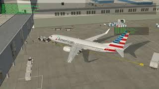 xplane 11 vatsim Realistic atc commands and landings