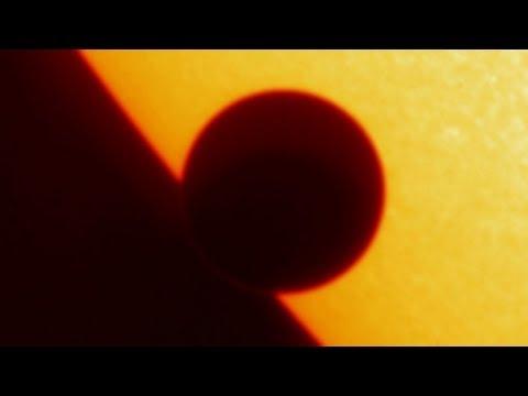 Venus Transit - Sixty Symbols