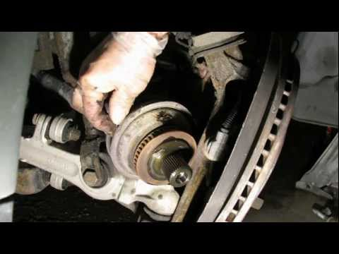 Changing CV axle boot Passat B5 (long version HD) part 1