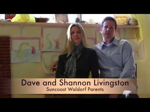 Suncoast Waldorf School, Parent Testimonial: The Livingstons - 05/22/2013