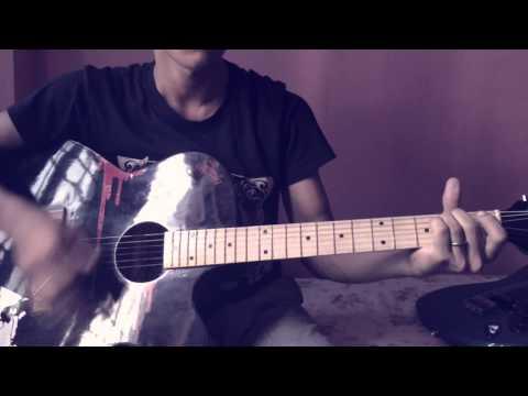 Raat Vari - Guitar lesson for beginner by Pratik Pandey