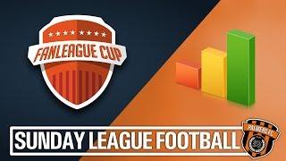Sunday League Football - ANNOUNCEMENT #1 / END OF SEASON STATS