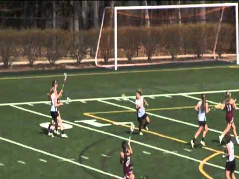 #11 Caley Prunier : Attack/Middie - Bishop Guertin High School, Nashua, NH (Revised)