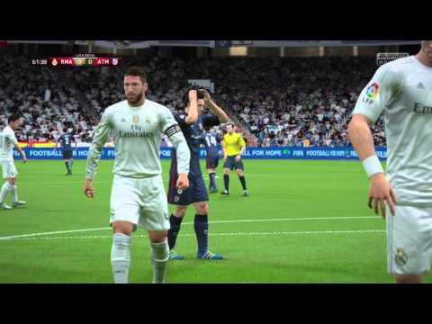 Fifa Derby  Real Madrid vs Athletico Madrid