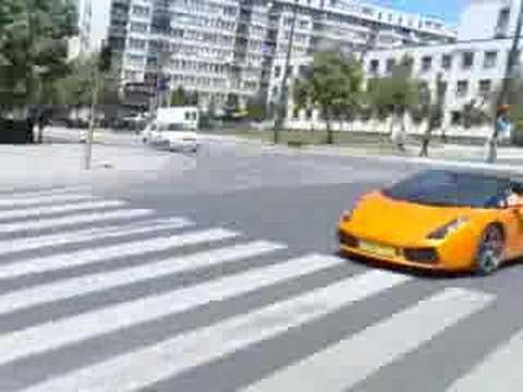 Lamborghini Gallardo Spyder U Sarajevu Youtube