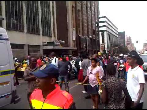 Mini-skirt march in Johannesburg 2