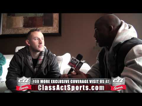 Super Bowl XLVI Champ Antrel Rolle #26 of New York Giants Exclusive Interview w/ Class Act Sports