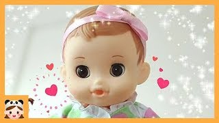 콩순이 동생 돌보기송 말하는 아기 인형 장난감 놀이 율동교실 3기! 인형놀이 드라마 바른생활 콩콩이 엄마 놀이 콩콩이 인기 노래 상황극 Baby doll | 보라미TV