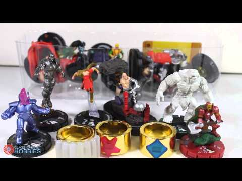 Marvel Heroclix The Invincible Iron Man Brick Giveaway