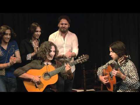 CASA PATAS EN VIVO 139 - PELLIZCOS 2012: TOMATITO, MARI ANGELES Y JOSE