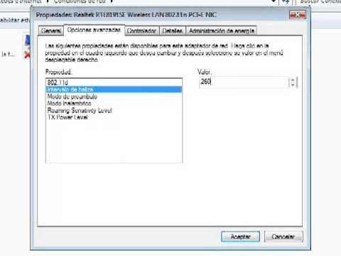 Minitutorial - Como acelerar mi conecxion WIFI en Netbook del Gobierno (Plan conectar Igualdad)