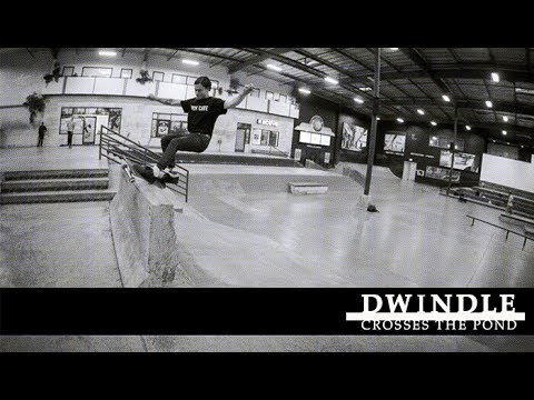 Dwindle Crosses the Pond - International Flow