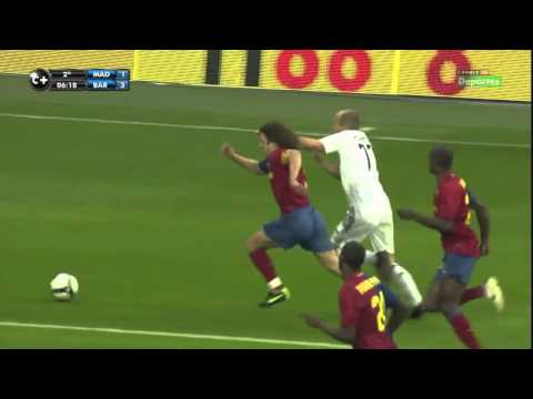 Arjen Robben vs Barcelona Home HD 720p