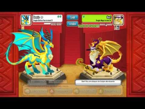 dragon city puros vs lendarios