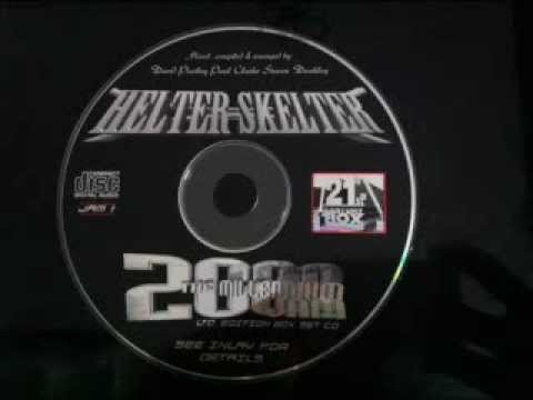 "Helter Skelter ""The Millenium Jam"" Limited Edition Mix CD"