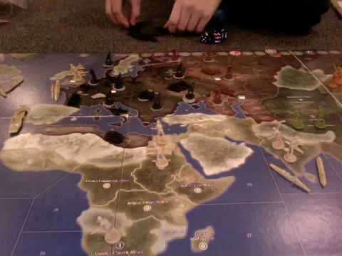 how to play axis and allies 1941