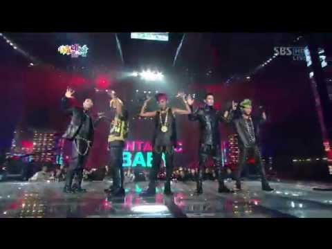 G-dragon(one Of A Kind + Crayon) + Bigbang (fantastic Baby Special Stage) video